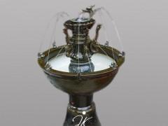 供应古铜釉陶瓷喷泉