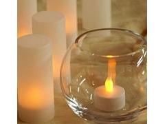 非燃烧蜡烛