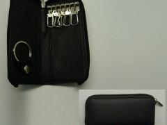 珠海澳门仿皮PU匙扣包
