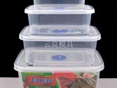 供应优质塑料保鲜盒模具
