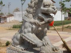 石雕狮子 石雕动物 石雕狮子价格