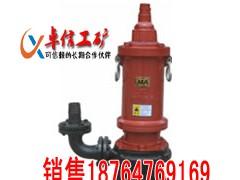 生产BQW矿用隔爆潜污泵,矿用隔爆潜污泵生产厂家