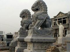 石雕狮子,石雕动物,石雕狮子价