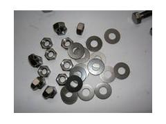 钛标准件,钛螺栓,钛螺母,钛垫