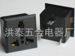 卡式万能插座、卡扣式万能插座、