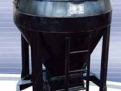 矿用底卸式吊桶,矿用吊桶,矿用