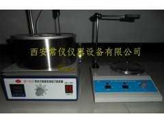 集热式磁力搅拌器西安DF-101S集热式恒温加热磁力搅拌器