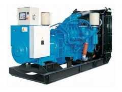 奔馳系列柴油發電機組