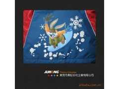 东莞广告旗帜布匹数码热转移印花