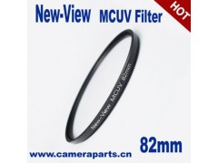 新境界 82mm SMC UV滤镜 多层镀膜滤镜