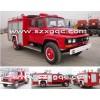 江特牌3吨/4吨/5吨/6吨消防车