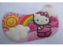 直供:淘宝促销小礼品卡通PVC发夹