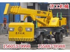 3吨吊车各型号规格微型吊车尽在济工机械设备有限公司