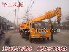 8吨吊车2013年新款热销产品有济工机械提供
