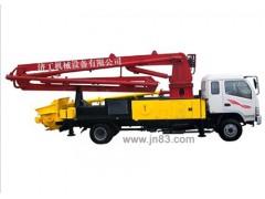 混凝土泵車,廠家直銷批發供應18米,21米混凝土泵車