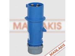 曼奈柯斯工业插头工业插座TYP-248