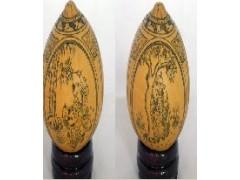 供应烙画葫芦 桃木工艺品 家居装饰工艺品