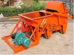矿井业用复式给料机、k型复式给料机行业应用