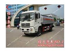 大型运油车,首选湖北程力东风天锦运油车
