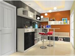 吧臺裝修效果圖_米蘭剪影客餐廳型號:G16529