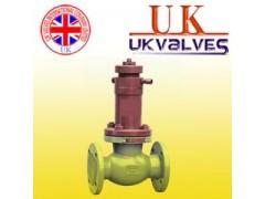 进口液动紧急切断阀,英国UK优科品牌