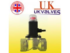 进口家用燃气紧急切断电磁阀,英国UK优科品牌