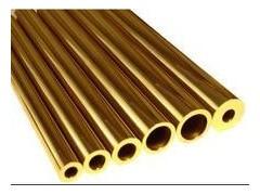 销售H62黄铜管、H65无铅黄铜管、H68黄铜管供应商