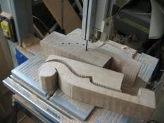 开料机 下料机 切割机 木料切割机 带锯