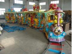 轨道小火车小孩最喜欢 儿童最喜欢 热卖