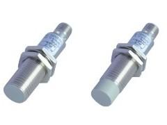 NPN常開型電容式接近開關,M18電容式接近開關