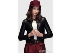 黑色皮夹克外套 最保鲜的时尚魅力