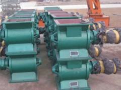 东捷除尘销售叶轮给料机壳体与叶轮均采用铸铁件质量有保证