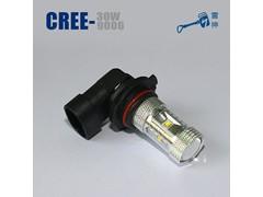 30W LED汽车灯 9006高亮 科瑞光源 雾灯