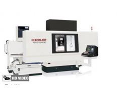台湾福裕高效率CNC成型磨床,高精密数控平面磨床