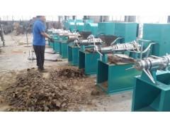 创业榨油机多功能榨油机节能高效