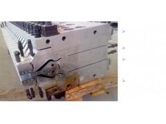 PVC双流道发泡板材模具