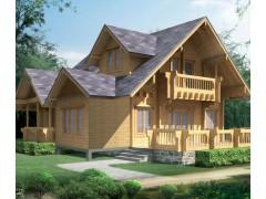 河北木屋木结构房屋建造公司