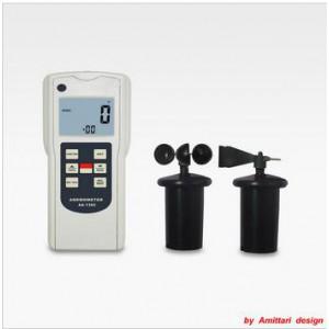 广州安妙仪器供应便携式AA-136C三杯风速仪