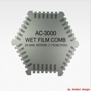 广州安妙仪器供应AC-3000六角湿膜仪