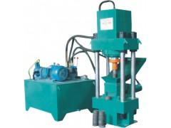 济南鑫源液压全自动焦煤压块机四柱式液压机械厂家可定制b