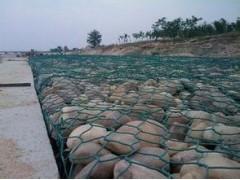 包胶格宾石笼网专业河道治理钢丝网