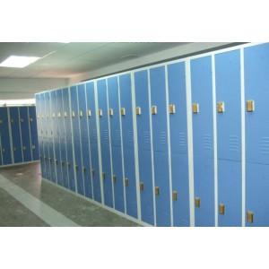 东莞员工更衣柜铁皮柜生产厂家提供工厂员工鞋柜衣柜储物柜图片