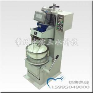 QYM气动升降式自动研磨机