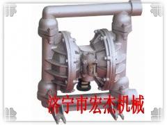 BQG-100/0.3气动隔膜泵材质工程塑料现货厂家