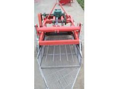 多功能铲式花生收获机 拖拉机后悬挂花生收割机