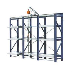 生产流水线厂家批发零售各种规格抽屉式模具架生产供应商定做模具货架价格图片规格型号