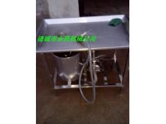 不锈钢平台式手动盐水注射机 三文鱼肉8针盐水注射机