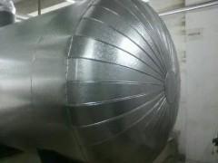 新乐市反应釜保温施工 白铁皮价