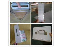 PC板加工冷热折弯、雕刻、打孔、沉头孔、倒角、铣槽、粘接成型