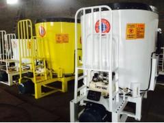 供应5立方固定立式TMR饲料搅拌机
